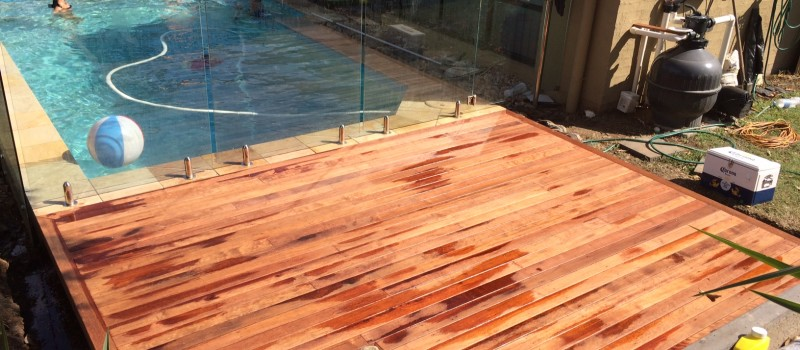 New Deck Extension